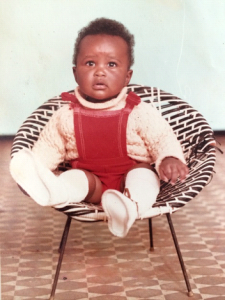 Duncan Muguku Baby photo - Founder, ThriveYard