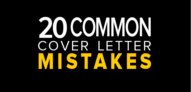 Common Cover Letter Mistakes  Infographic  Thriveyard