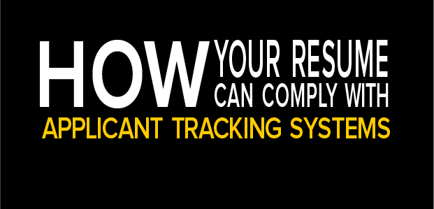 How Your Resume Can Comply With Applicant Tracking Systems (ATS) - Infographic