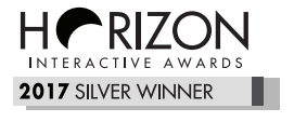 Horizon Interactive Awards 2017 - Silver Winner, Category: Websites - Human Resources / Jobs – ThriveYard